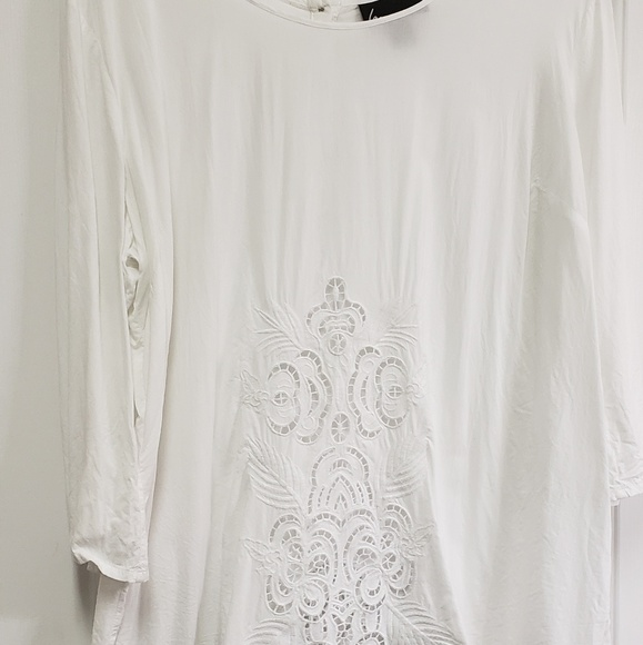 Lane Bryant Tops - Lane Bryant Lace Top